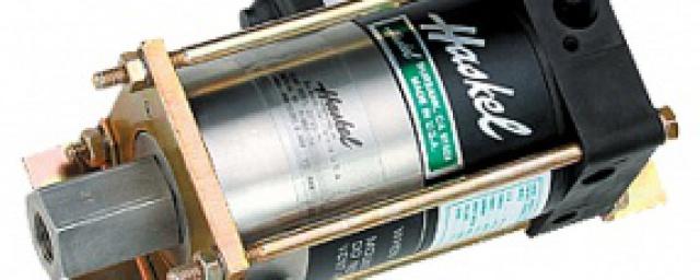 Haskel Air-Driven Liquid Pumps » DRC