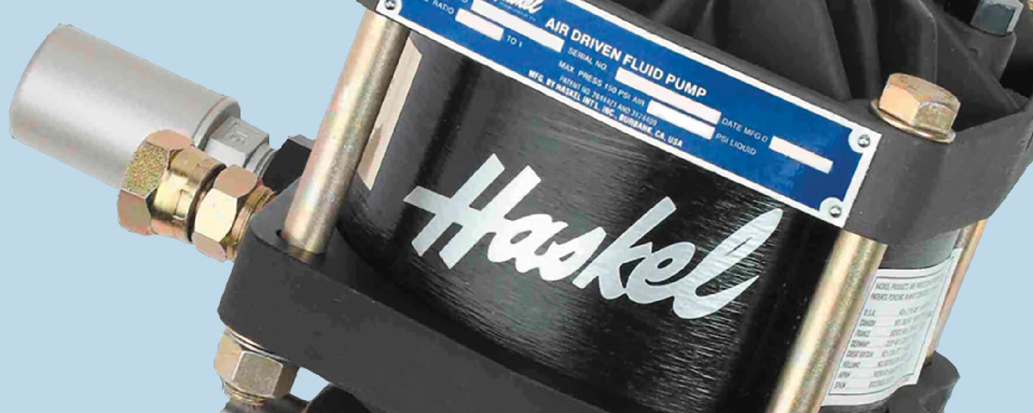 haskel fluid pump2